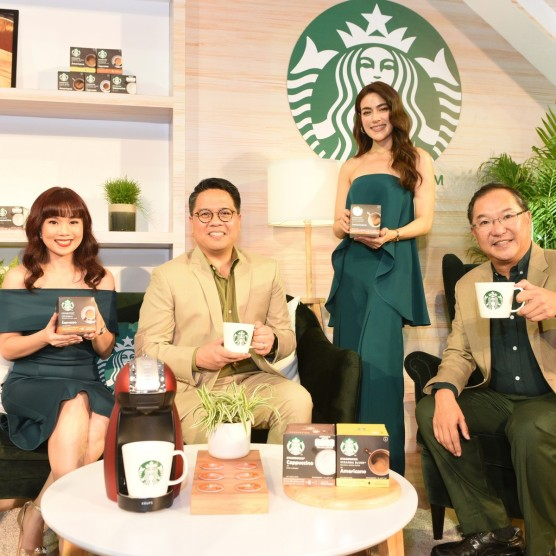 STARBUCKS COFFEE AT HOME ent2